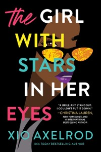 Cover Girl with Stars in Her Eyes