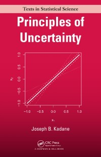 Cover Principles of Uncertainty
