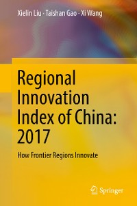 Cover Regional Innovation Index of China: 2017