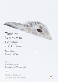 Cover Thinking Veganism in Literature and Culture