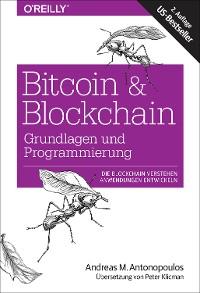 Cover Bitcoin & Blockchain - Grundlagen und Programmierung