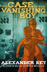 Cover Case of the Vanishing Boy