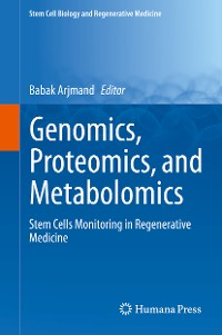 Cover Genomics, Proteomics, and Metabolomics