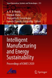 Cover Intelligent Manufacturing and Energy Sustainability