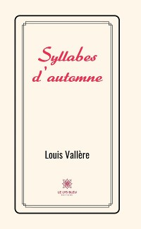 Cover Syllabes d'automne