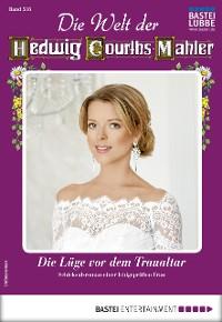 Cover Die Welt der Hedwig Courths-Mahler 516 - Liebesroman
