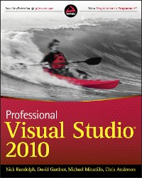 Cover Professional Visual Studio 2010