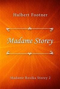 Cover Madame Storey