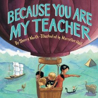 Cover Because You Are My Teacher