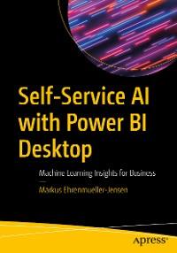 Cover Self-Service AI with Power BI Desktop