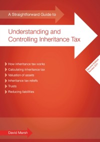 Cover Straightforward Guide To Understanding And Controlling Inheritance Tax