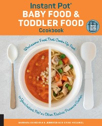 Cover Instant Pot Baby Food and Toddler Food Cookbook