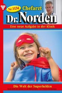 Cover Chefarzt Dr. Norden 1134 – Arztroman