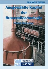 Cover Ausgewählte Kapitel der Brauereitechnologie