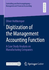 Cover Digitization of the Management Accounting Function