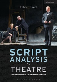 Cover Script Analysis for Theatre