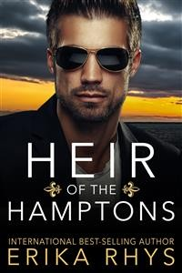 Cover Heir of the Hamptons