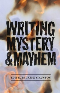 Cover Writing Mystery and Mayhem
