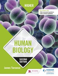 Cover Higher Human Biology: Second Edition