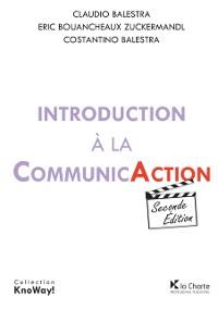 Cover Introduction a la CommunicAction