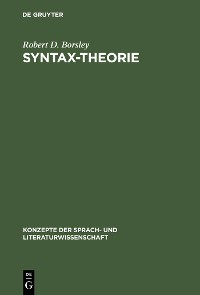 Cover Syntax-Theorie