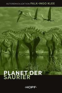 Cover Planet der Saurier