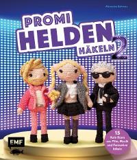 Cover Promis und Stars häkeln