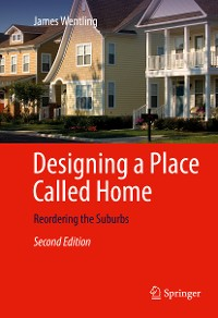 Cover Designing a Place Called Home