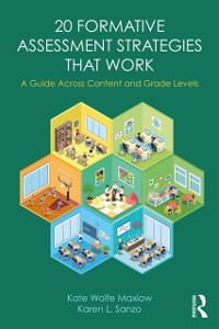 Cover 20 Formative Assessment Strategies that Work