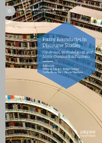 Cover Fuzzy Boundaries in Discourse Studies