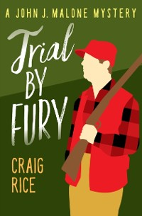 Cover Trial by Fury