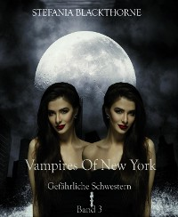 Cover Vampires of New York  3