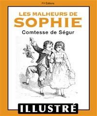 Cover Les malheurs de Sophie (Illustré)