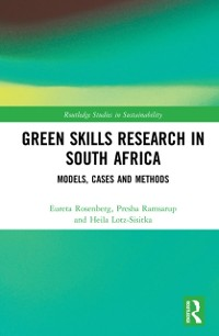 Cover Green Skills Research in South Africa