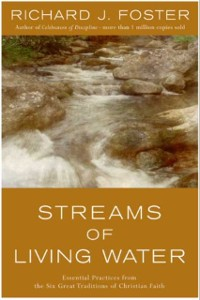 Cover Streams of Living Water