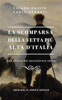 Cover La scomparsa della vetta più alta d'Italia