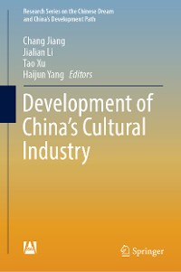 Cover Development of China's Cultural Industry