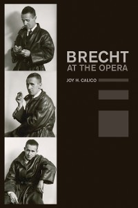Cover Brecht at the Opera