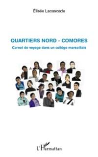 Cover Quartiers nord - comores - carnet de voy
