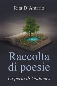 Cover Raccolta di poesie. La perla di Gadames
