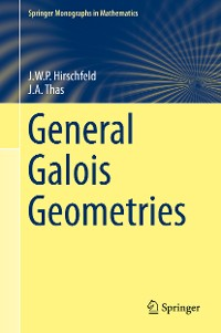 Cover General Galois Geometries