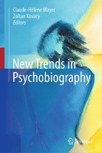 Cover New Trends in Psychobiography