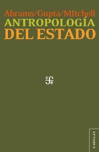 Cover Antropología del Estado