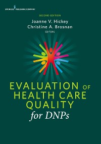 Cover Evaluation of Health Care Quality for DNPs, Second Edition