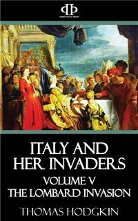 Cover Italy and Her Invaders