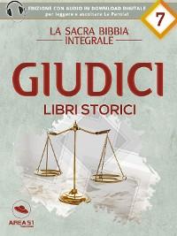 Cover La Sacra Bibbia - Libri storici - Giudici