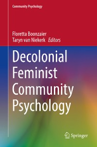 Cover Decolonial Feminist Community Psychology