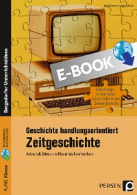 Cover Geschichte handlungsorientiert: Zeitgeschichte