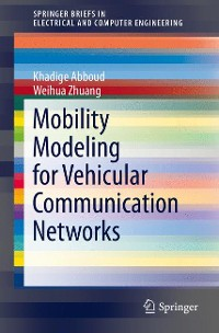 Cover Mobility Modeling for Vehicular Communication Networks