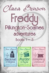 Cover Freddy Pilkington-Soames Adventures: Books 1-3